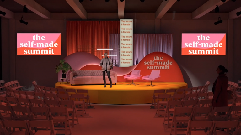 The Selfmade Summit 2019 – Stage design